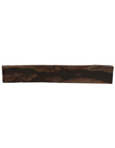 Exotic Ebony Bridge (200x33x13 mm.)