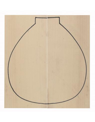 Fondos Sicomoro (400x160x4 mm)x2