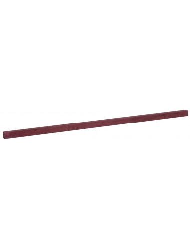 Purple Hearth Stick 450x18x18mm