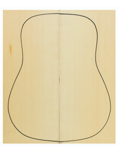 Victory Island Cypress Acoustic Guitar Backs