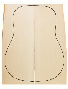 AA Engelmann Spruce Acoustic Guitar Tops