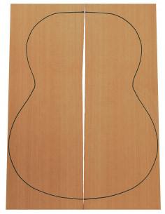 AAA Red Cedar Classic Guitar Tops
