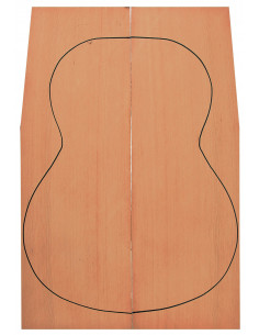 A Red Cedar Classic Guitar Tops