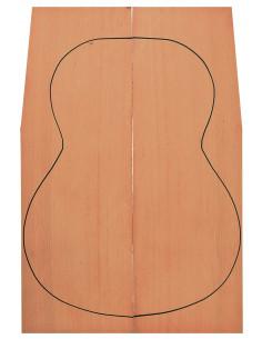 Tapas Cedro Rojo 2ª Guitarra Clásica