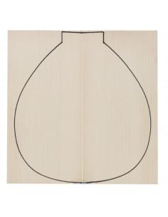Tapa Abeto Alemán (400x160x4 mm)x2