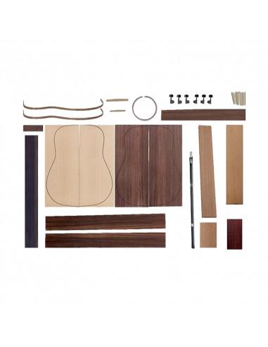 "Acoustic Guitar Kit Model ""Swing"""