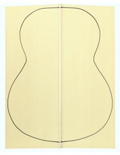 Tapas Abeto Engelmann 1ª (550x200x4 mm)x2
