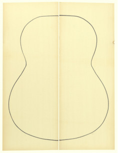 Tapas Abeto Engelmann 2ª (550x200x4 mm)x2