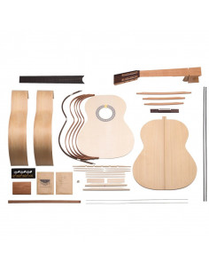 Flamenca Guitar Finished Kit