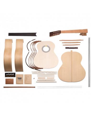 Flamenca Guitar Finished Kit