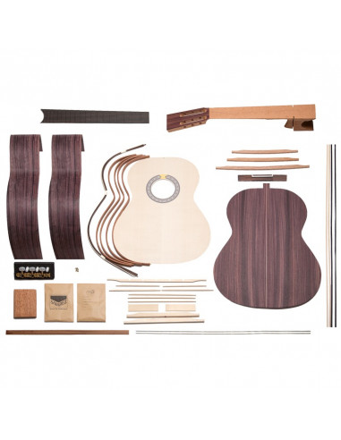 Classic Guitar Finished Kit
