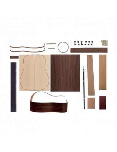 "Kit Guitarra Acústica Modelo ""Folk"""