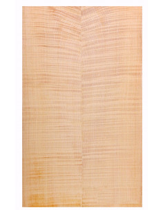 Back Board Flame Maple 0,5 mm. + Phenolic Birch 3 mm.