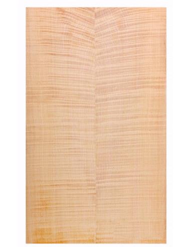 Back Board Flame Maple 0,5 mm. + Phenolic Birch 3 mm.