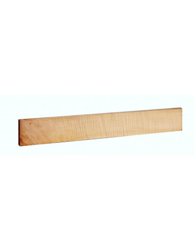 Curly Maple Neck 700x100x25 mm