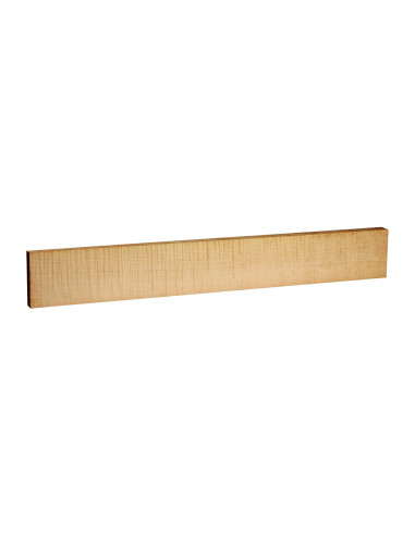 AAA Curly Maple Neck 700x100x25 mm