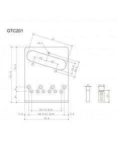 Gotoh® GTC 201 C