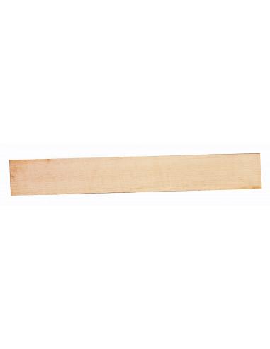 Sicomoro Fingerboard (530x75x9 mm)