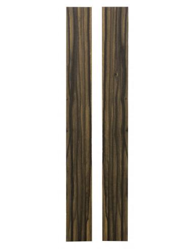 Aro Ébano Justos (800x110x3,5 mm.)x2