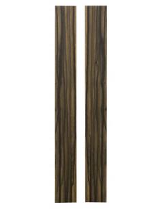 Aro Ébano FSC 100%  Justos (800x110x3,5 mm)x2