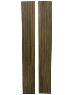 Aros Ébano Verde Acústica (825x125x4 mm)x2