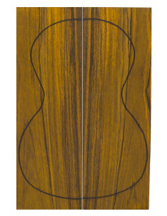Cocobolo Concert / Tenor Backs