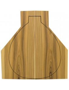 Santos Rosewood Backs (460x180x4 mm)