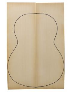 Tapas de Abeto Europeo 2ª Guitarra Clásica