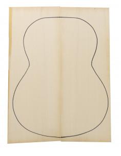 Tapas Abeto Europeo 1ª Guitarra Clásica