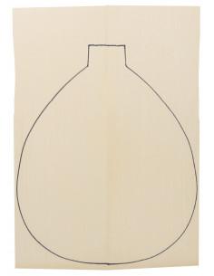 Tapa Abeto Alemán (460x180x4 mm)x2