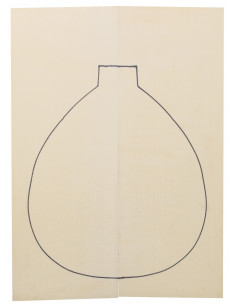 Tapa Abeto Engelman (460x180x4 mm)
