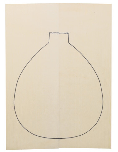 Engelman Spruce Top (460x180x4 mm)