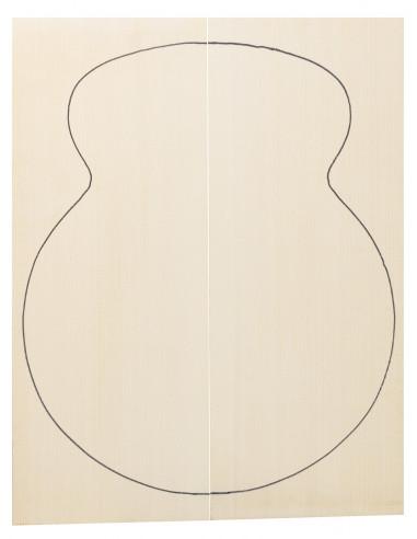 A Sitka Spruce (600x230x25/8 mm) x2