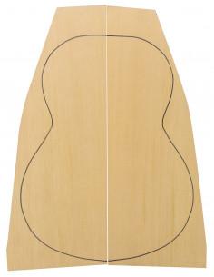 B Cedar Classic Guitar Tops