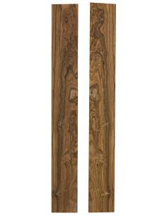 Bocote Sides (825x125x4 mm)x2