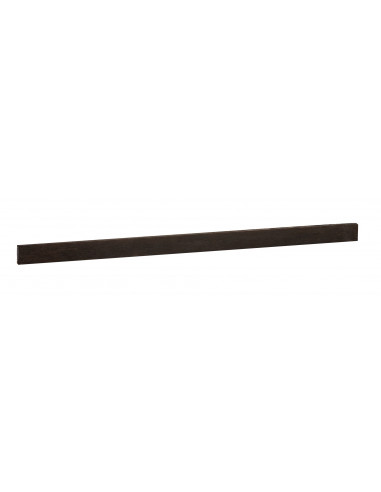 Ebony Stripe 500x25x6mm