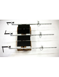 SUMMIT® Set of Professional Gluing Clamps