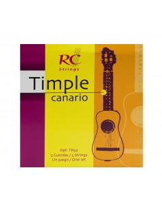 Juego Cuerdas Timple Canario Royal Classics