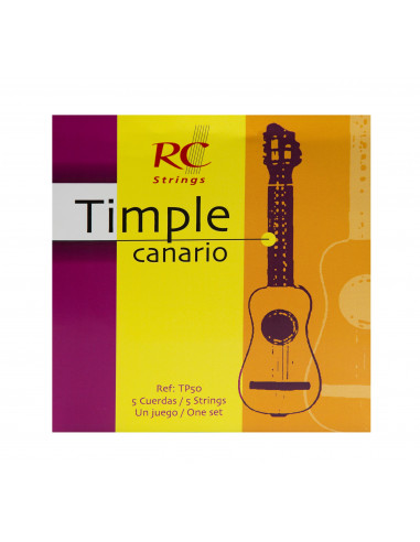 Canarian Timple Royal Classics Strings Set