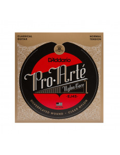 Classic G. EJ-45 Normal D'Addario Strings Set