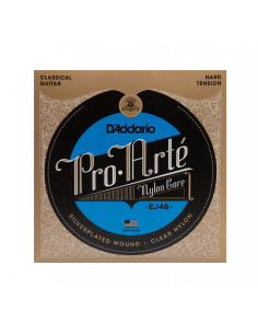 Classic G. EJ-46 Hard D'Addario Strings Set