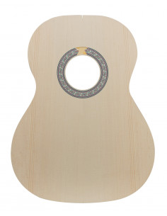 Classic Guitar Model B European Spruce Finished Top