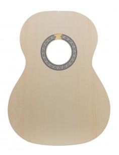 Tapa Acabada Abeto Europeo B Guitarra Clásica