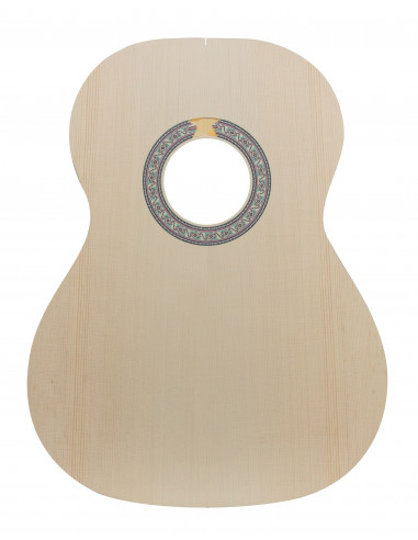 Classic G. Model B European Spruce Finished Top
