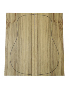 Black Limba Backs for Acustic Guitar