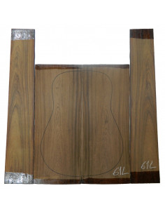 Madagascar Rosewood Set No. 61L for Classic
