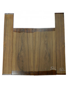 Madagascar Rosewood Set No. 52L for Classic
