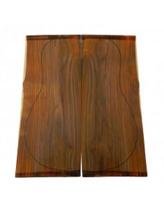 Pinhole Cocobolo Backs (550x215x4,5 mm) (CITES)