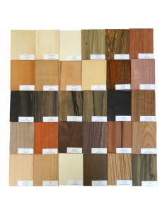 Wood Samples Box