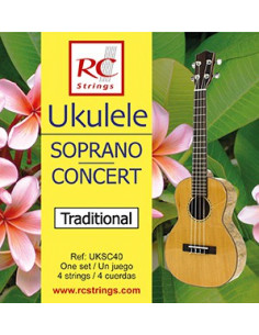 Ukulele Royal Classics Strings Set